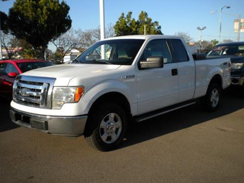 Used Trucks San Diego >> 2009 Ford F 150 For Sale In San Diego Ca