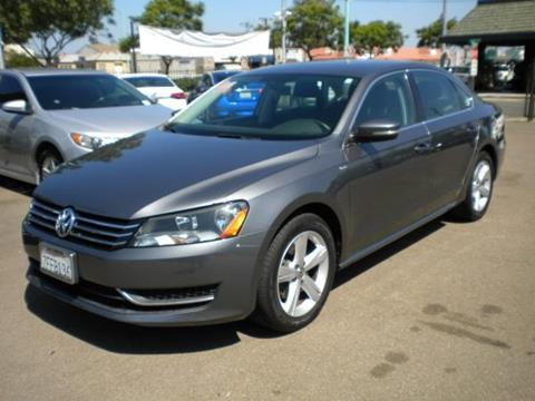 2014 Volkswagen Passat for sale in San Diego, CA
