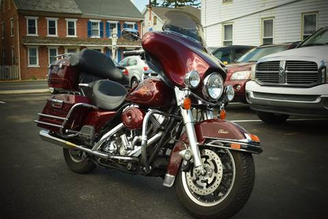 2008 Harley-Davidson Electra Glide FLHTC Classic