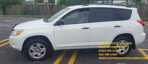 2008 Toyota RAV4 for sale in Essex, MD