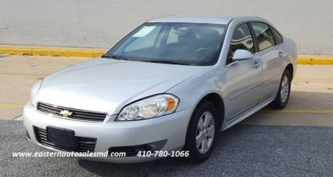 2011 Chevrolet Impala for sale in Essex, MD