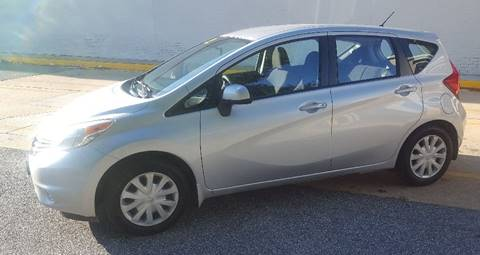 2014 Nissan Versa Note for sale in Essex, MD