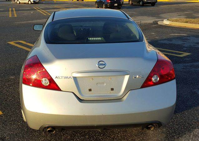 2009 Nissan Altima 2.5 S 2dr Coupe CVT In Es MD - Eastern Auto ...