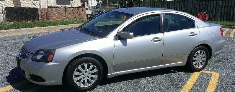 2011 mitsubishi galant fe 4dr sedan in essex md - eastern auto sales inc