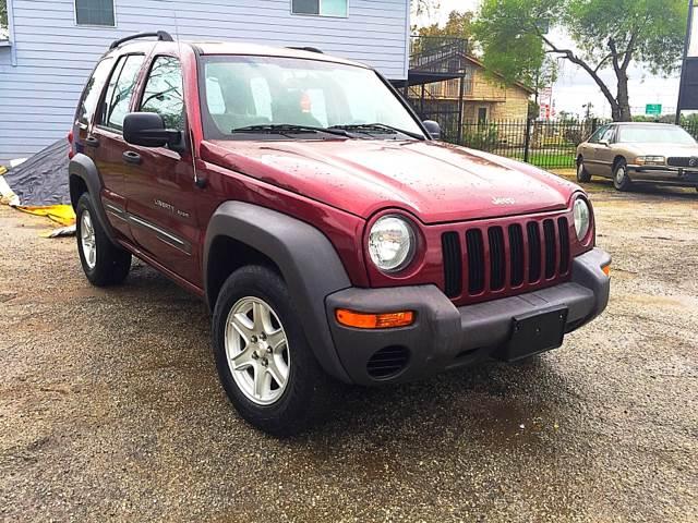 2003 Jeep Liberty Freedom Edition 4dr Suv In San Antonio