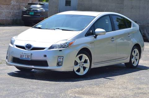 2010 Toyota Prius for sale in Evanston, IL