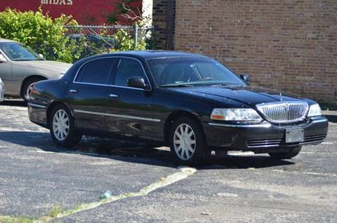 2011 Lincoln Town Car for sale in Evanston, IL