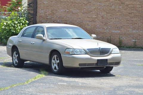 2005 Lincoln Town Car for sale in Evanston, IL