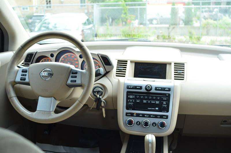 2007 Nissan Murano AWD S 4dr SUV - Evanston IL