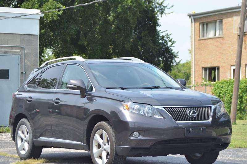 2010 Lexus RX 350 AWD 4dr SUV - Evanston IL