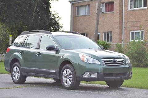 2010 Subaru Outback for sale in Evanston, IL