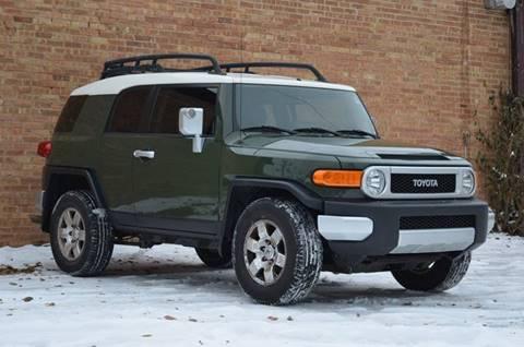 2010 Toyota FJ Cruiser for sale in Evanston, IL