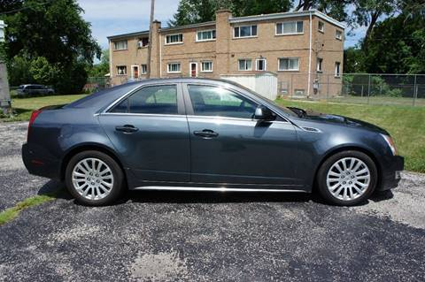 2010 Cadillac CTS for sale in Evanston, IL