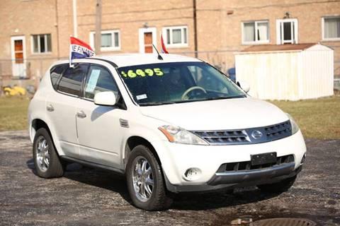 2006 Nissan Murano for sale in Evanston, IL