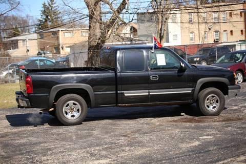2003 Chevrolet Silverado 1500 for sale in Evanston, IL