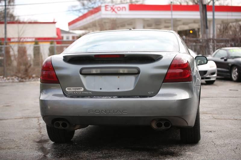 2005 Pontiac Grand Prix GT 4dr Sedan - Evanston IL
