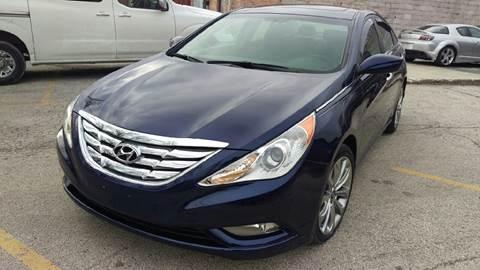 2013 Hyundai Sonata for sale in Evanston, IL
