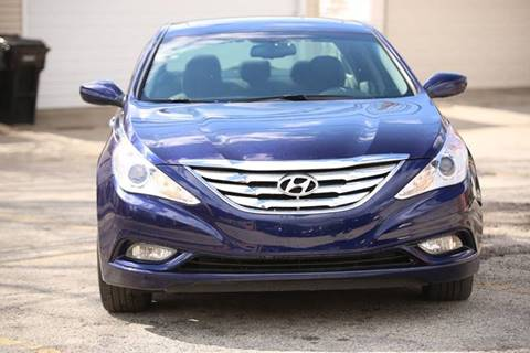 2013 Hyundai Sonata for sale in Evanston, IL