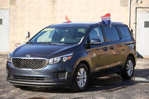 2016 Kia Sedona for sale in Evanston, IL