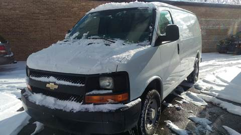 2012 Chevrolet Express Cargo for sale in Evanston, IL