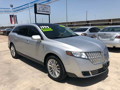 2010 Lincoln MKT for sale in San Antonio, TX