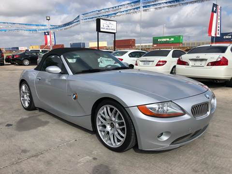 2003 BMW Z4 for sale in San Antonio, TX