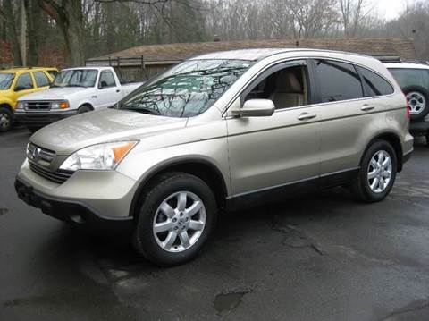 2008 Honda CR-V for sale at Middlesex Auto Center in Middlefield CT