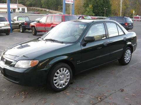 2002 Mazda Protege for sale at Middlesex Auto Center in Middlefield CT