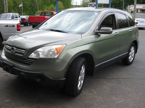 2008 Honda CR-V for sale in Middlefield, CT
