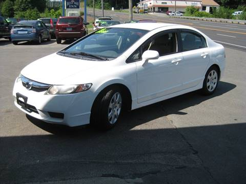 2011 Honda Civic for sale in Middlefield, CT