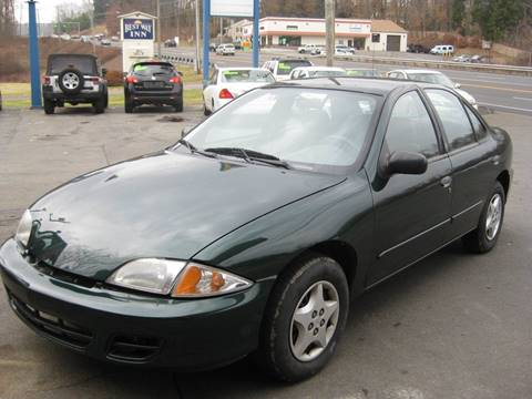 2002 Chevrolet Cavalier for sale in Middlefield, CT