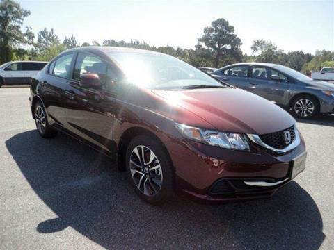 2013 Honda Civic for sale in Brunswick, GA