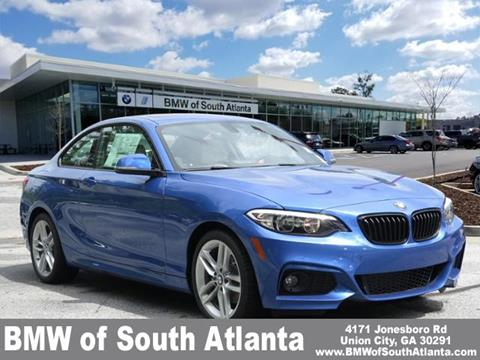 2017 BMW 2 Series for sale in Union City, GA