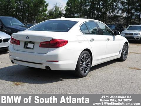 2017 BMW 5 Series for sale in Union City, GA