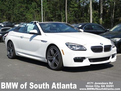 2018 BMW 6 Series for sale in Union City, GA