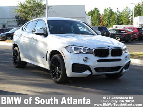 2017 BMW X6 for sale in Union City, GA
