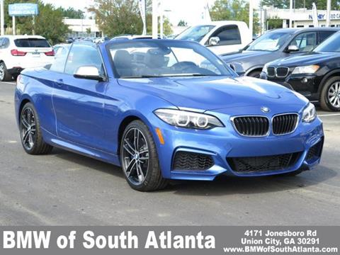 2018 BMW 2 Series for sale in Union City, GA