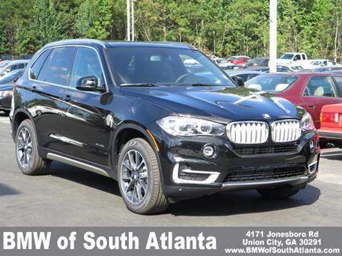 2018 BMW X5 for sale in Union City, GA