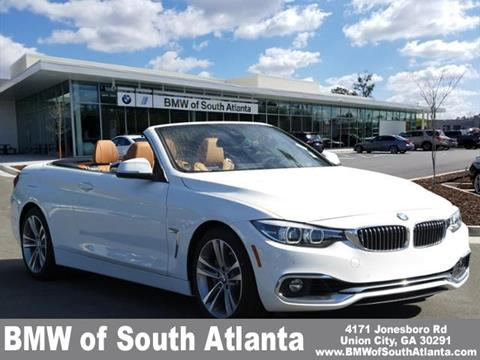 2018 BMW 4 Series for sale in Union City, GA