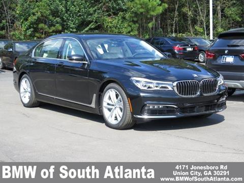 2018 BMW 7 Series for sale in Union City, GA