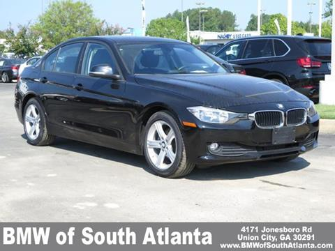 2014 BMW 3 Series for sale in Union City, GA