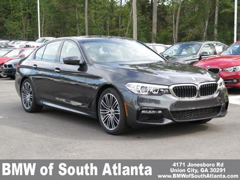 2018 BMW 5 Series for sale in Union City, GA