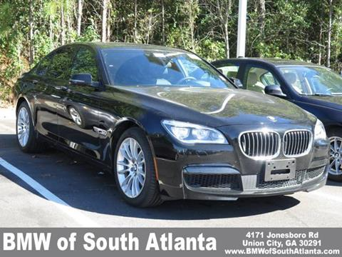 2014 BMW 7 Series for sale in Union City, GA