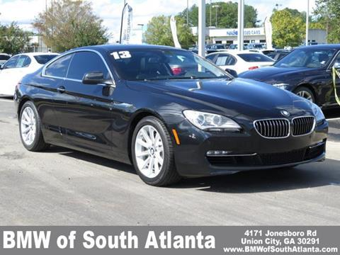 2013 BMW 6 Series for sale in Union City, GA