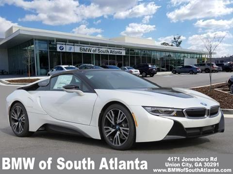 Bmw I8 For Sale In Georgia Carsforsale Com