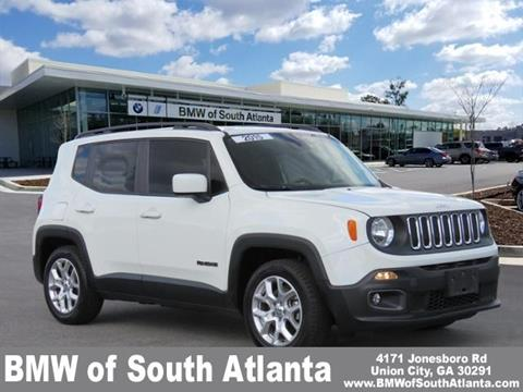2015 Jeep Renegade for sale in Union City, GA