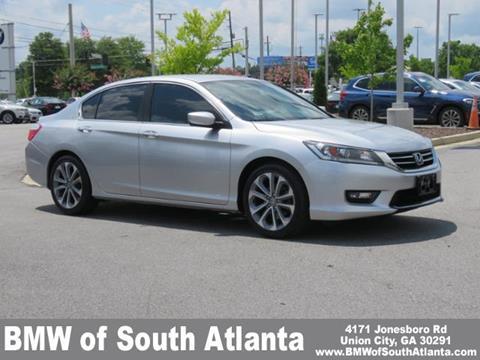 2014 Honda Accord for sale in Union City, GA