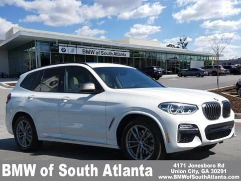 2019 BMW X3 for sale in Union City, GA