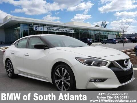 Nissan Of Union City >> 2017 Nissan Maxima For Sale In Union City Ga
