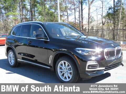 2020 BMW X5 sDrive40i for sale at BMW of South Atlanta in Union City GA